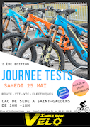 JOURNEE TESTS VELOS !
